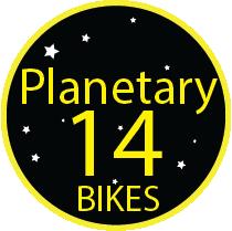 Planetary 14 Bikes